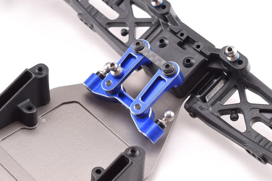 DRP B6 Aluminium Steering Rack And Bellcranks (4)