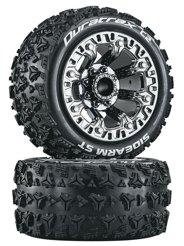 """Duratrax 2.2"""" Stadium Truck Tires (10)"""