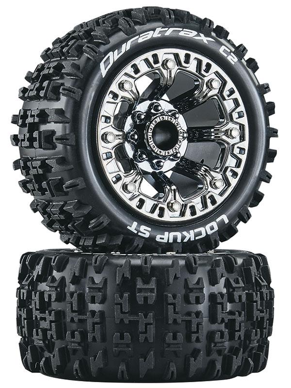"""Duratrax 2.2"""" Stadium Truck Tires (2)"""