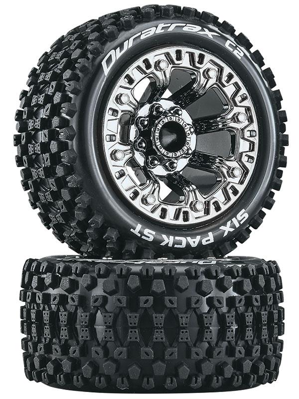 """Duratrax 2.2"""" Stadium Truck Tires (4)"""