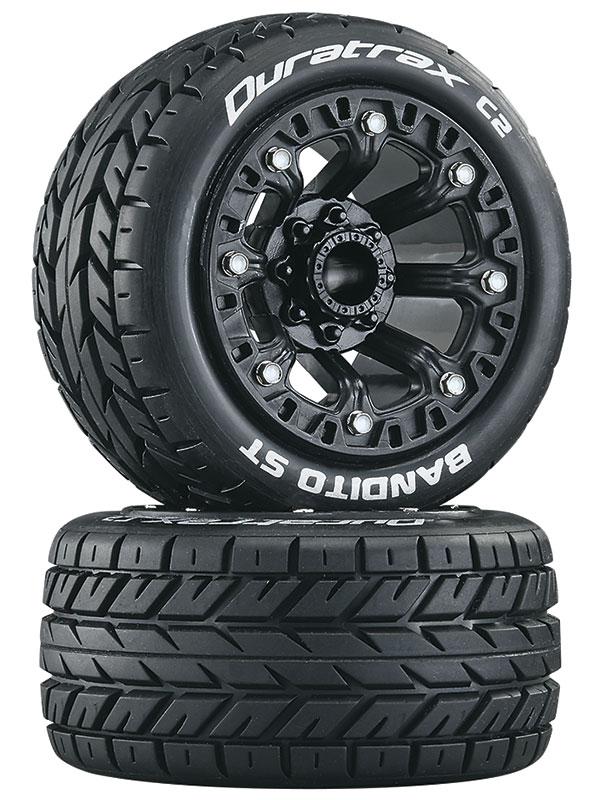 """Duratrax 2.2"""" Stadium Truck Tires (5)"""