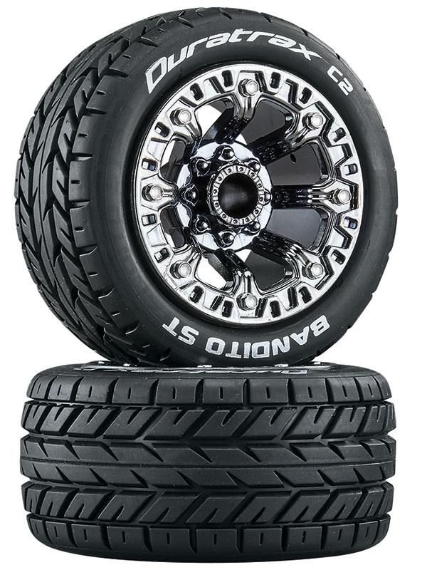 """Duratrax 2.2"""" Stadium Truck Tires (6)"""