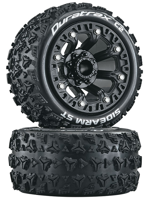 """Duratrax 2.2"""" Stadium Truck Tires (9)"""