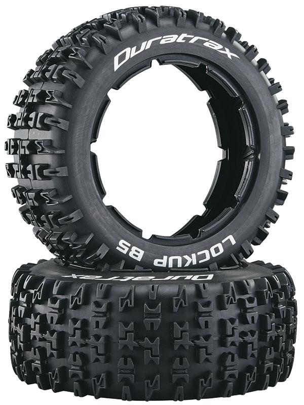 Duratrax Baja B5 Tires (3)