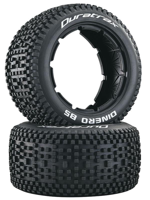 Duratrax Baja B5 Tires (6)