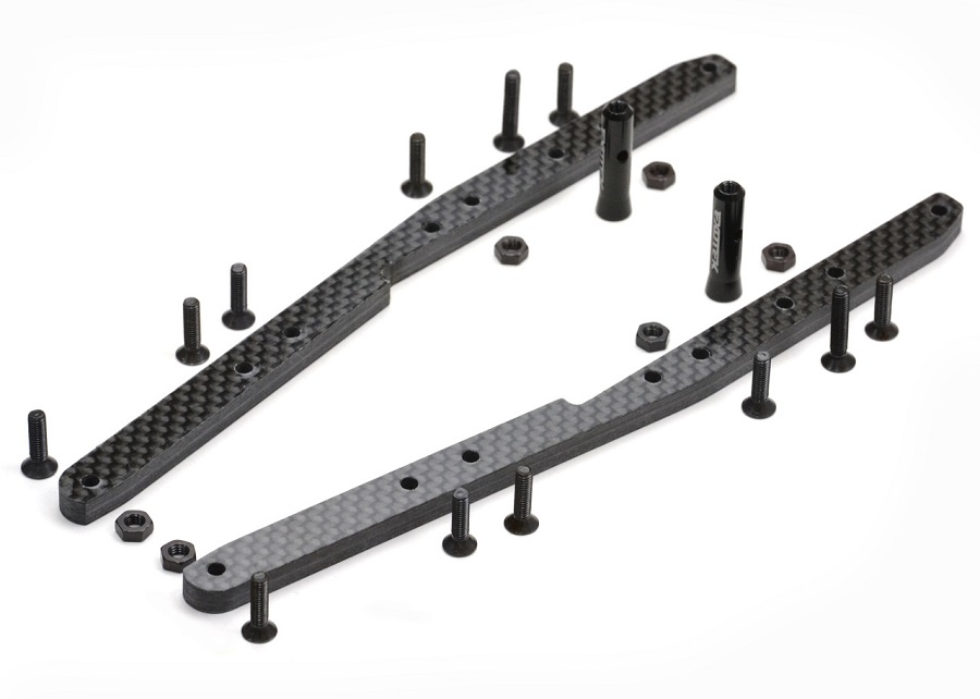 Exotek Option Parts For The HB Racing D413 & D216 (1)