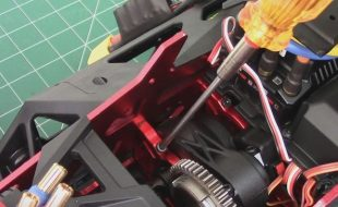 How To Set Gear Mesh In The ARRMA Nero [VIDEO]