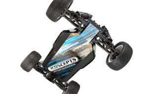 JConcepts Chassis Protective Sheet For The B64 & B64D