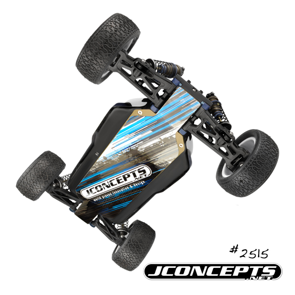 JConcepts Chassis Protective Sheet For The B64 & B64D (2)