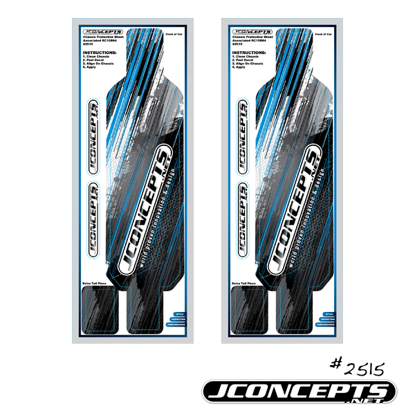 JConcepts Chassis Protective Sheet For The B64 & B64D (3)