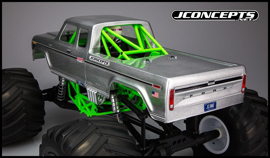 JConcepts Rear Body Mount For The Axial SMT10 (4)