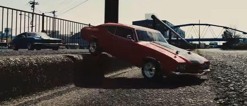 Kyosho FAZER Vei Phantom 1970 Chevelle SS
