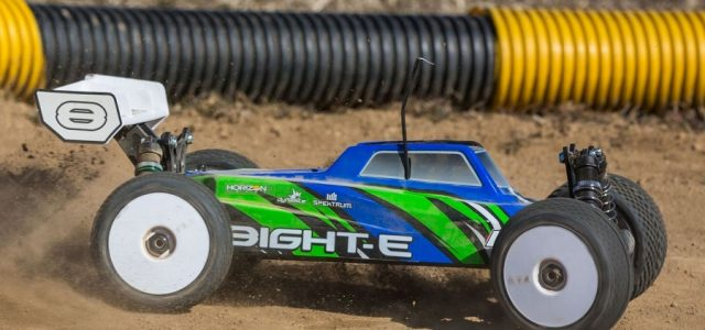 Losi RTR 8IGHT-E 1/8 4WD Buggy [VIDEO]
