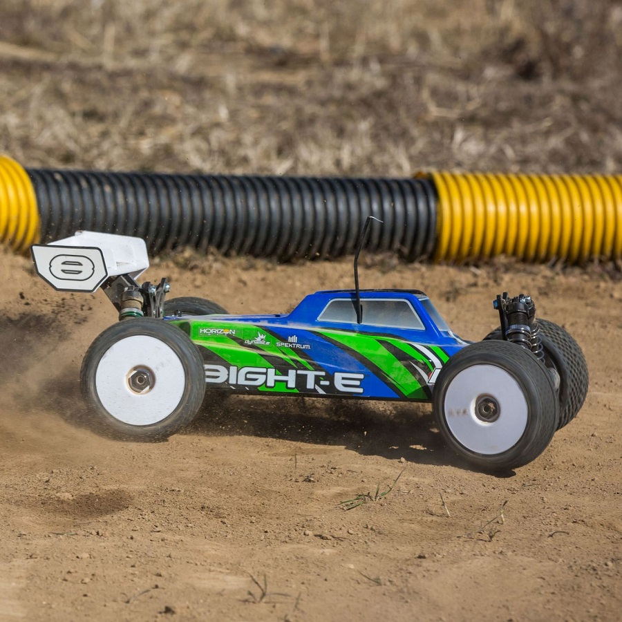 Losi RTR 8IGHT-E 18 4WD Buggy (1)