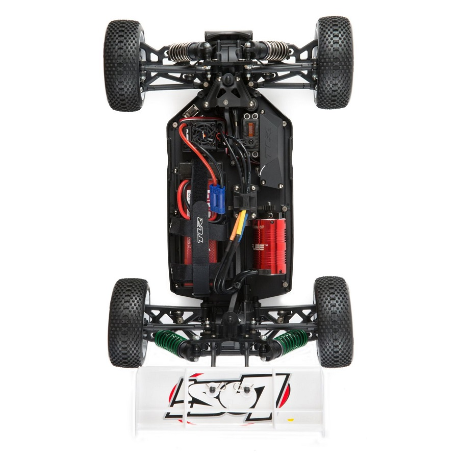 Losi RTR 8IGHT-E 18 4WD Buggy (2)