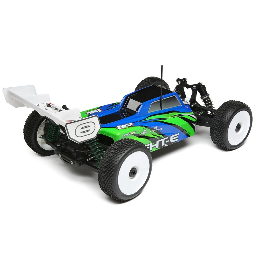 Losi RTR 8IGHT-E 18 4WD Buggy (6)