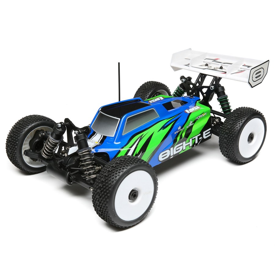 Losi RTR 8IGHT-E 18 4WD Buggy (8)