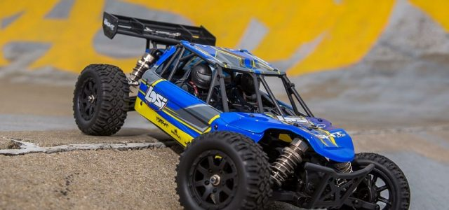 Losi RTR Mini 8IGHT-DB 1/14 4WD Buggy [VIDEO]