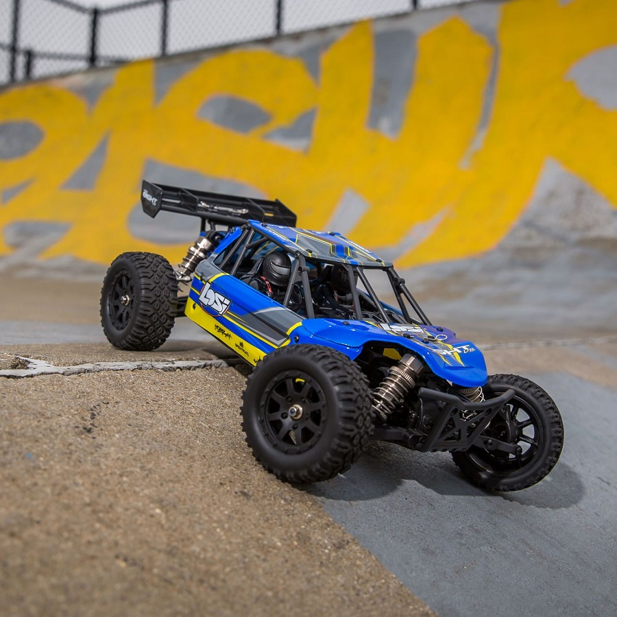 Losi RTR Mini 8IGHT-DB 1_14 4WD Buggy (1)