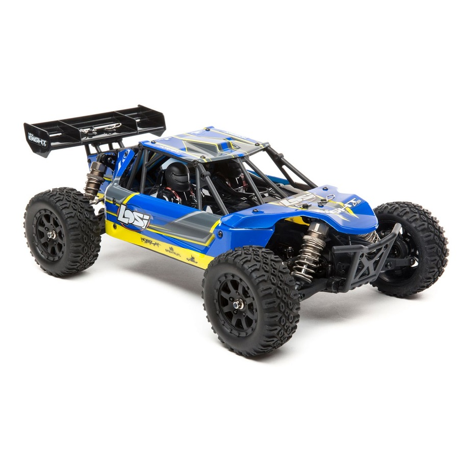 Losi RTR Mini 8IGHT-DB 1_14 4WD Buggy (9)