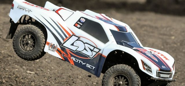 Losi RTR TENACITY 4wd SCT With DX2E Radio [VIDEO]