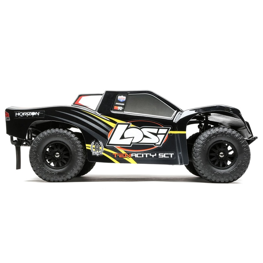 Losi RTR TENACITY 4wd SCT With DX2E Radio (4)