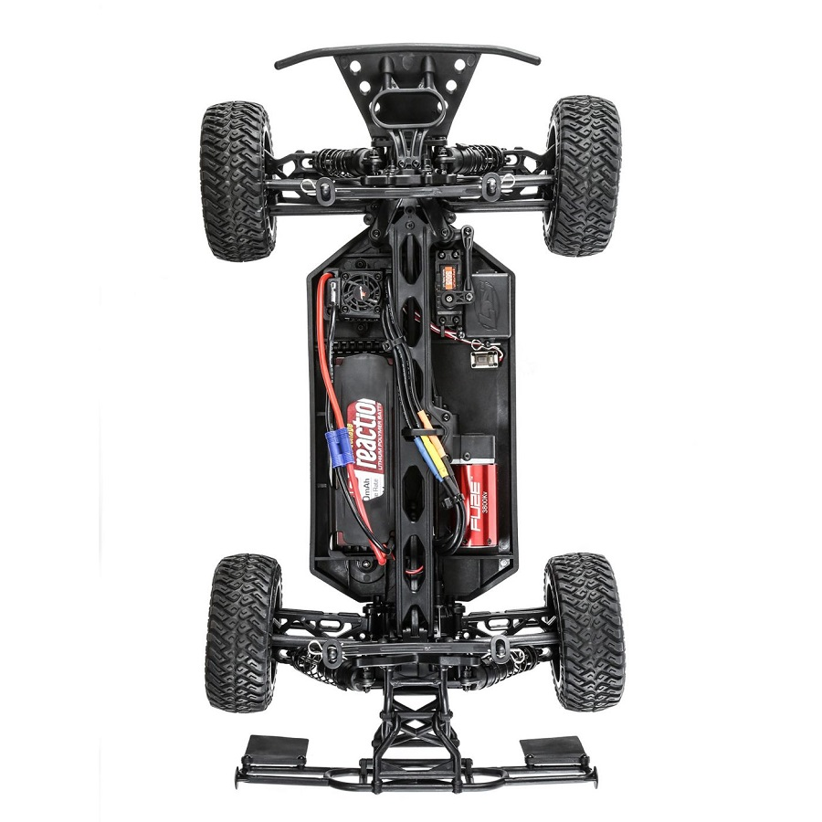 Losi RTR TENACITY 4wd SCT With DX2E Radio (5a)