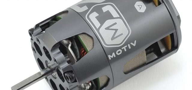 "Motiv M-CODE ""MC2"" Brushless Motors"