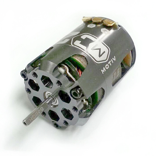 Motiv M-CODE MC2 Brushless Motors (5)
