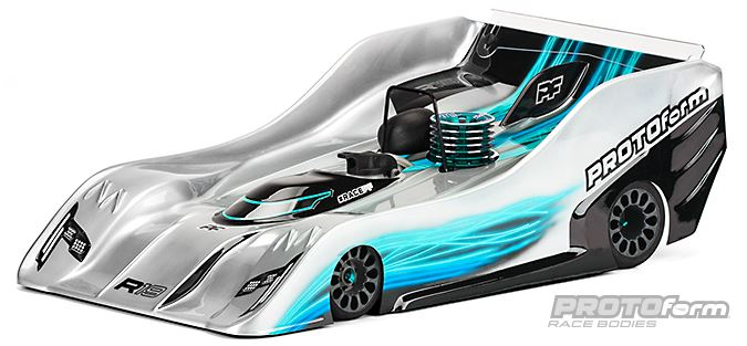 PROTOform R19 Body For 1_8 Nitro Cars (1)