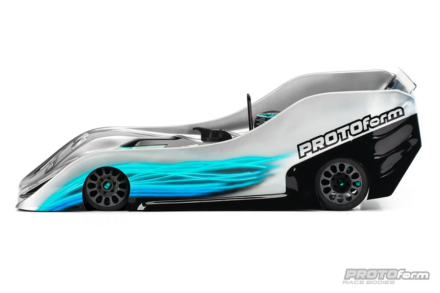 PROTOform R19 Body For 1_8 Nitro Cars (2)