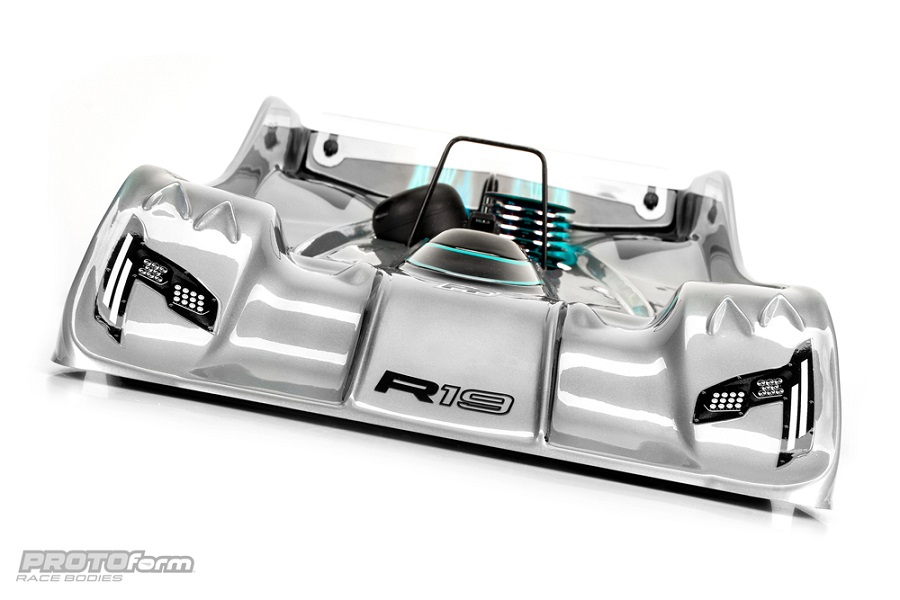 PROTOform R19 Body For 1_8 Nitro Cars (5)