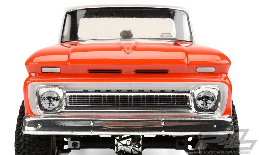 Pro-Line 1966 Chevrolet C-10 Clear Body (3)