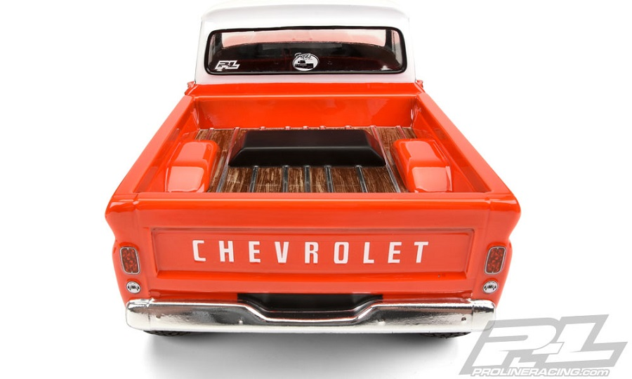 Pro-Line 1966 Chevrolet C-10 Clear Body (6)