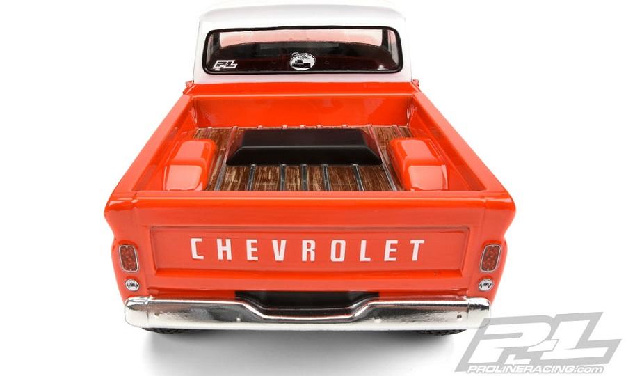 Pro-Line 1966 Chevrolet C-10 Clear Body (6)