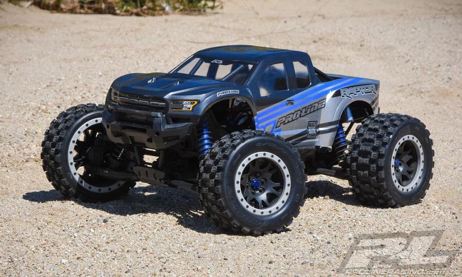 Pro-Line Badlands MX43 Pro-Loc All Terrain Tires (1)