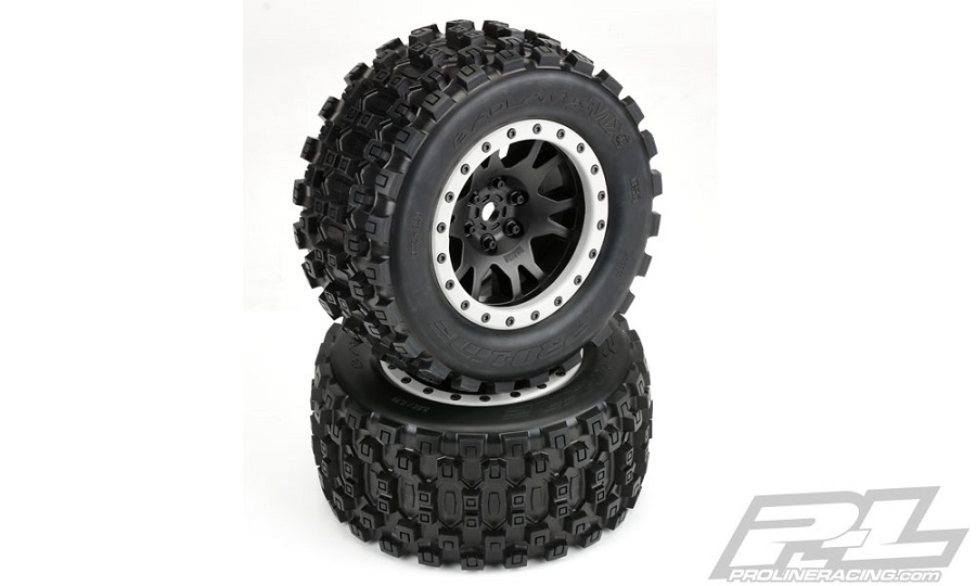 Pro-Line Badlands MX43 Pro-Loc All Terrain Tires (2)