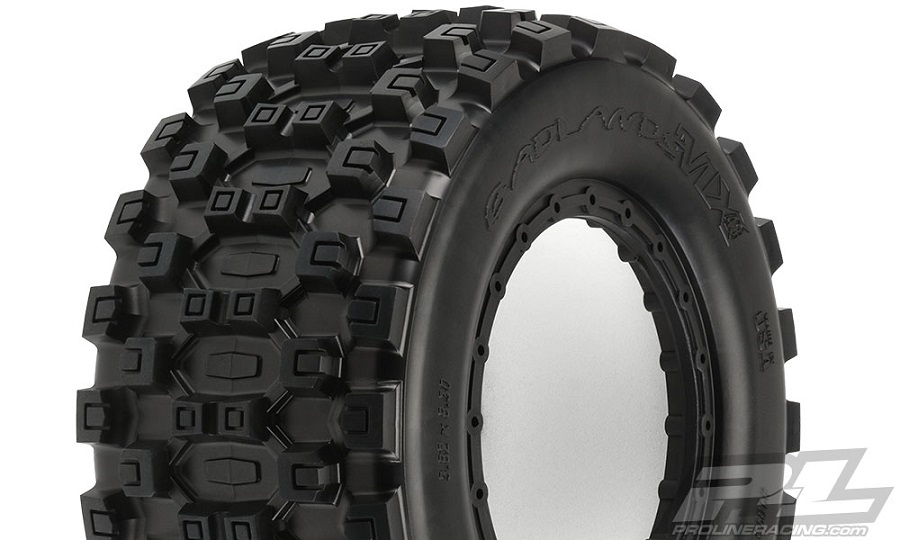 Pro-Line Badlands MX43 Pro-Loc All Terrain Tires (3)
