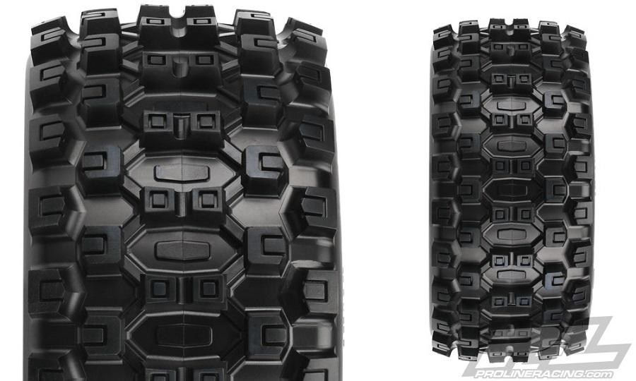 Pro-Line Badlands MX43 Pro-Loc All Terrain Tires (7)