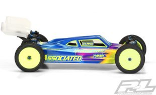 Pro-Line Elite Clear Body For The AE B64 & B64D [VIDEO]