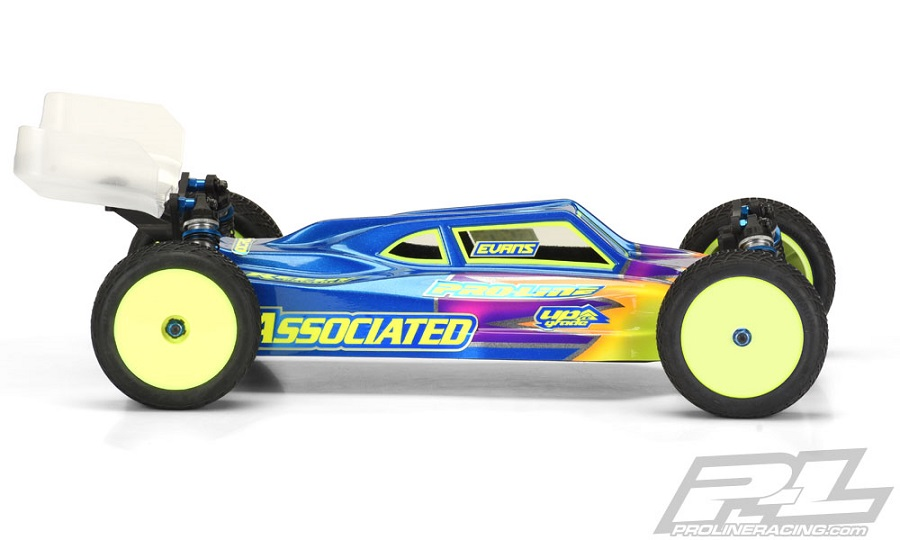 Pro-Line Elite Clear Body For The AE B64 & B64D (1)