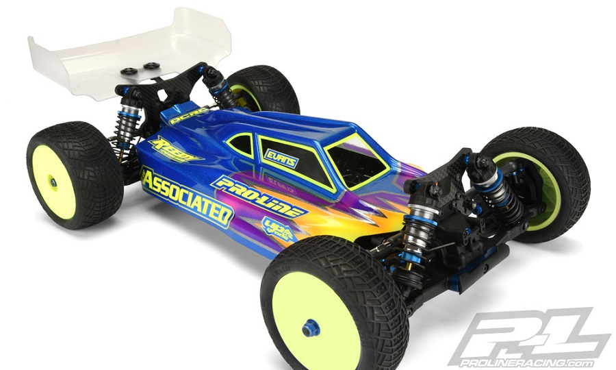 Pro-Line Elite Clear Body For The AE B64 & B64D (2)