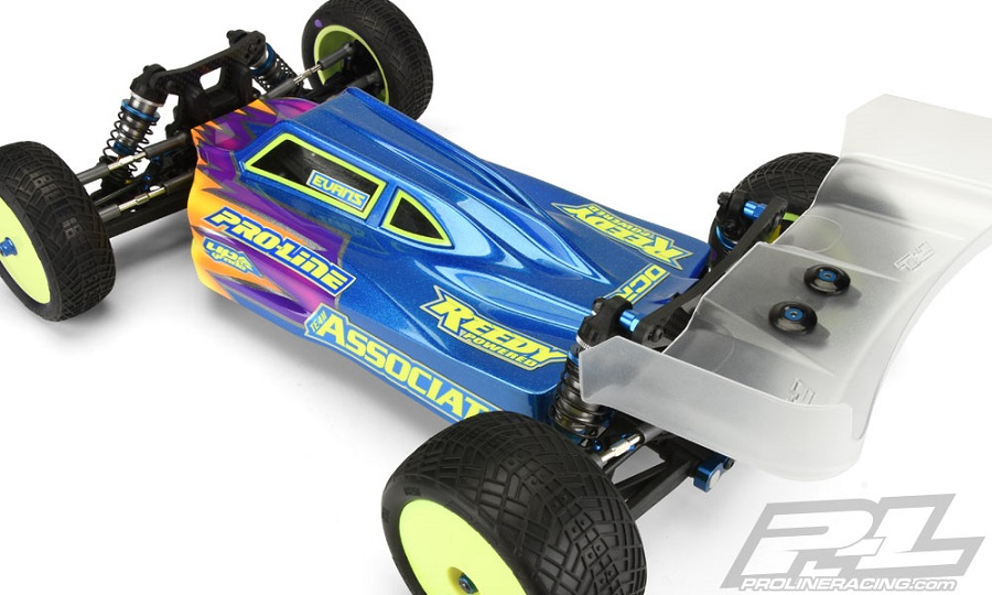 Pro-Line Elite Clear Body For The AE B64 & B64D (4)