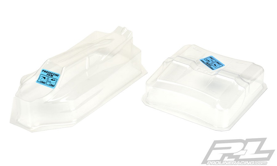 Pro-Line Elite Clear Body For The AE B64 & B64D (5)