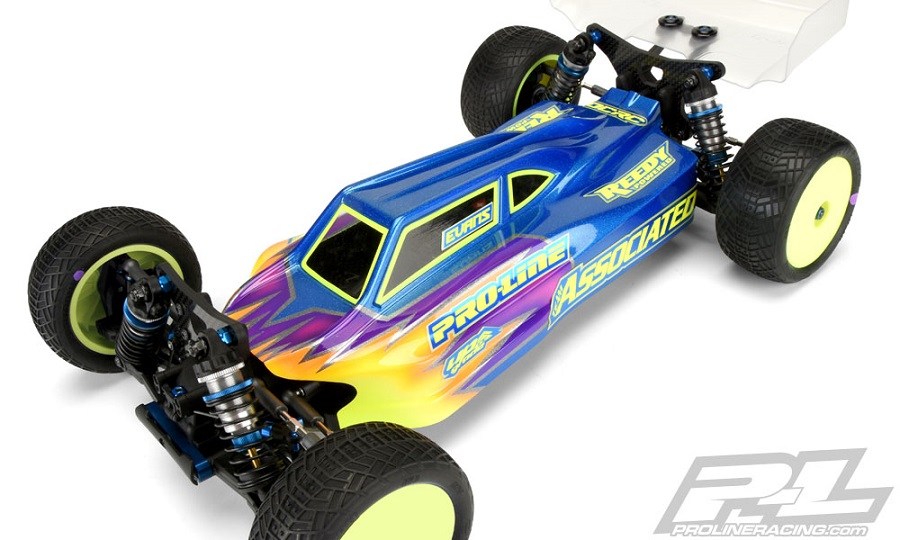 Pro-Line Elite Clear Body For The AE B64 & B64D (6)