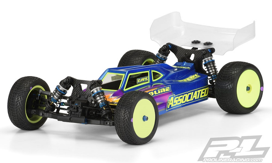 Pro-Line Elite Clear Body For The AE B64 & B64D (7)