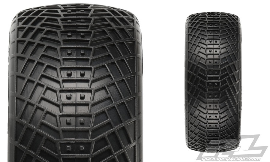 Pro-Line Positron Off-Road 1_8 Buggy Tires (2)