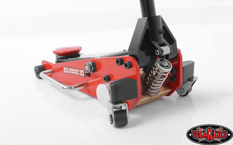 RC4WD Metal Hydraulic Jack (2)
