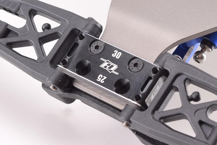 RDRP B6 Aluminium Front Bulkhead (3)
