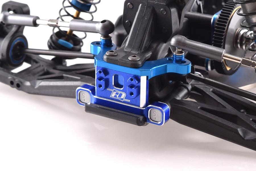 RDRP B6 Aluminium Rear Gearbox Brace (2)